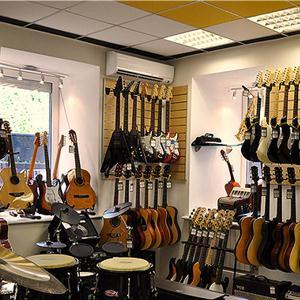 Музыкальные магазины Балахны