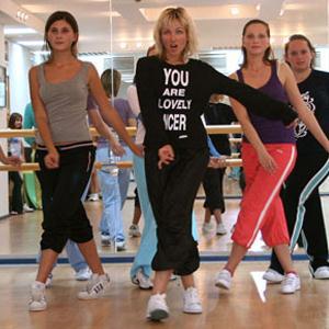 Школы танцев Балахны