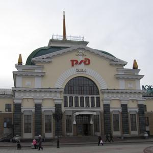 Железнодорожные вокзалы Балахны