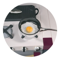 Печка - иконка «кухня» в Балахне